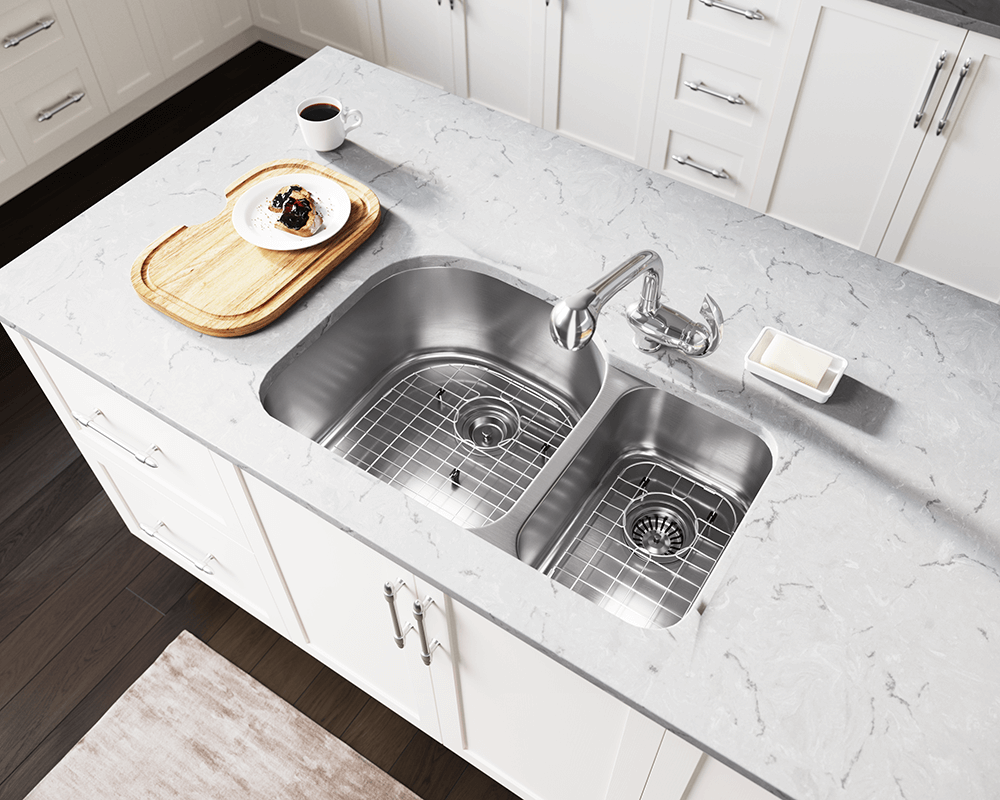 Undermount Stainless Steel Kitchen Sinks 3121l stainless steel kitchen sink