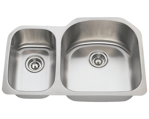 MR Direct 3121R 3121R Stainless Steel Kitchen Sink