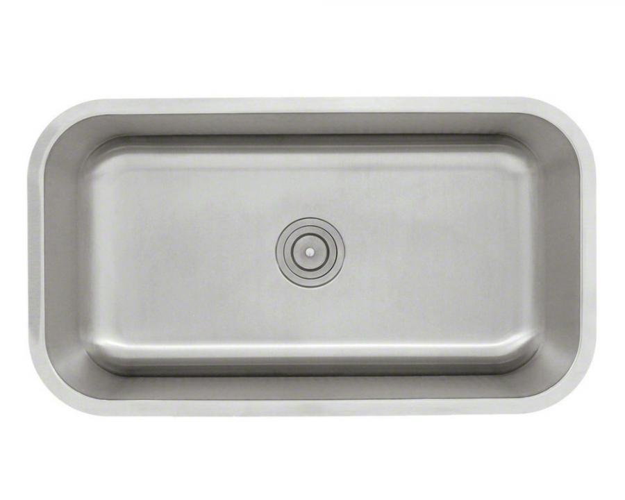 3218c Single Bowl Undermount Stainless Steel Sink 4 88 Stars 17reviews 97