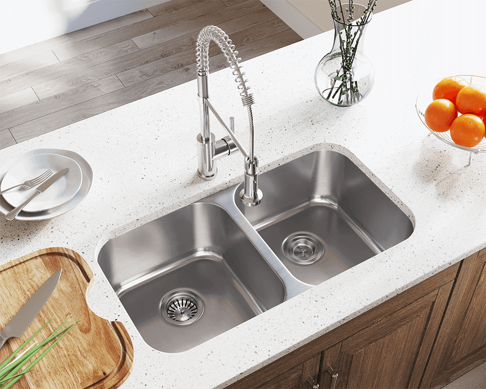Awesome 502 Double Bowl Stainless Steel Sink. 4.82. 88 Reviews. 502