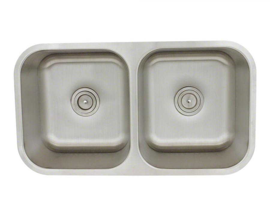 502a Double Bowl Stainless Steel Kitchen Sink 4 91 Stars 87reviews 119
