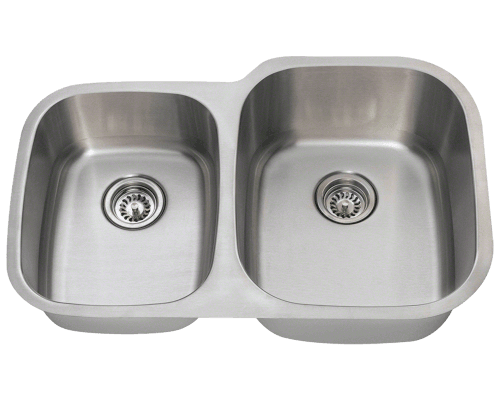 503R Reverse Offset Stainless Steel Sink
