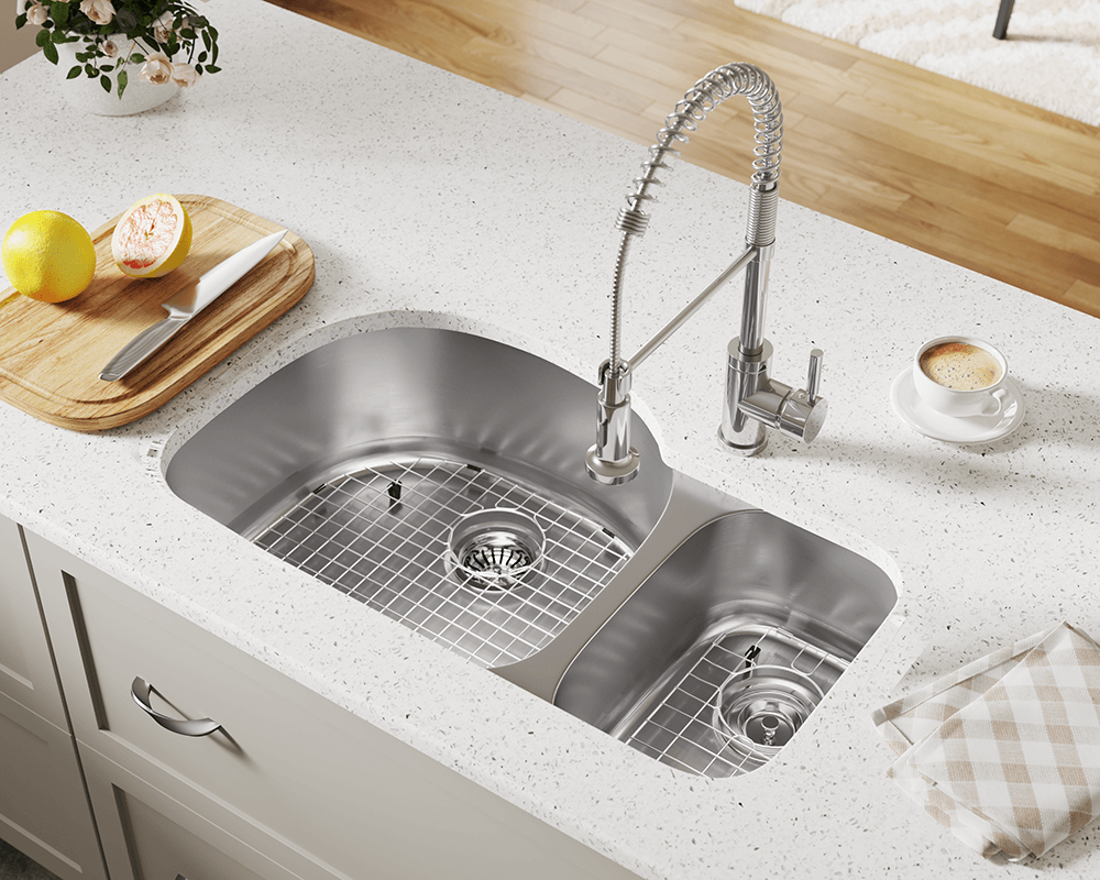 509L Offset Stainless Steel Kitchen Sink. 4.87. 15 Reviews. 509L