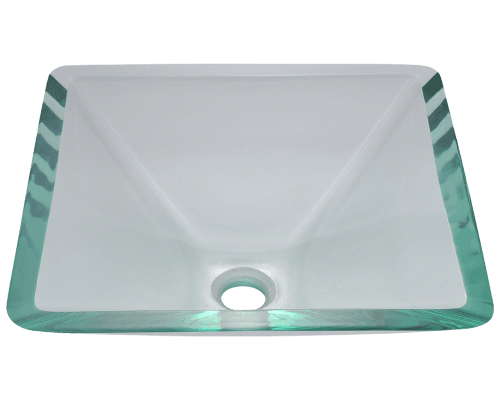 MR Direct 603-Crystal 603-Crystal Glass Vessel Sink