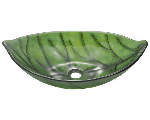 609 Colored Glass Vessel Sink