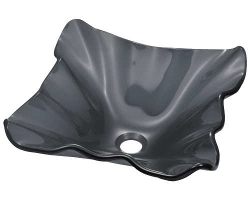 MR Direct 612 612 Frosted Glass Vessel Sink