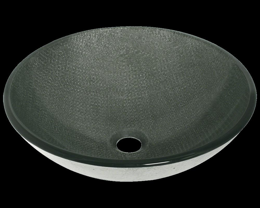 617 Silver Mesh Glass Vessel Sink. 5.00. 2 Reviews. 617