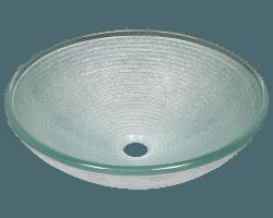636 Foil Undertone Gl Vessel Sink