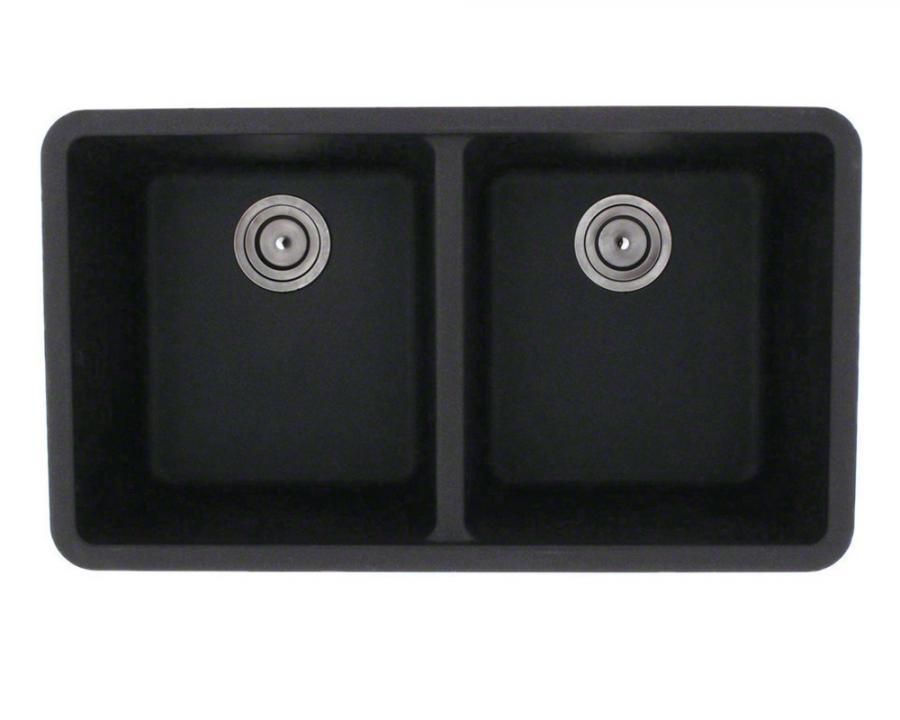 Black Trugranite Kitchen Sink