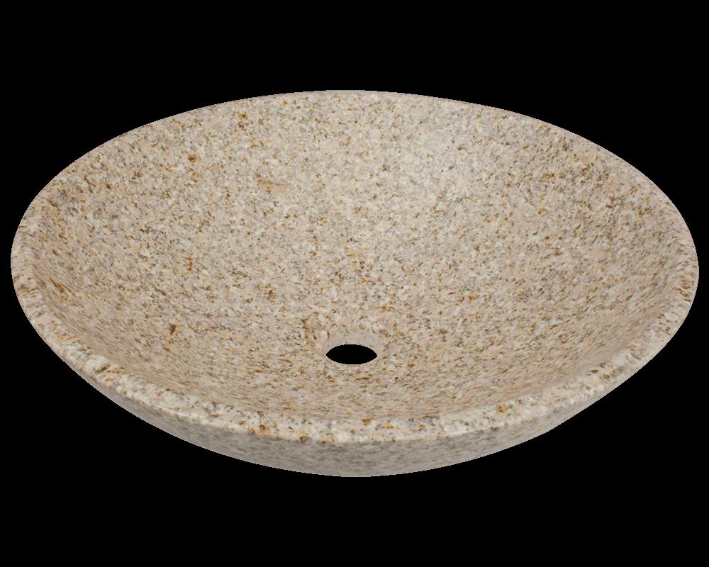 850 Tan Granite Vessel Sink