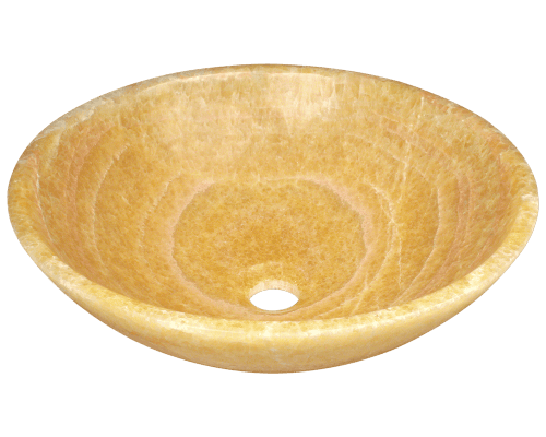 MR Direct 853 853 Honey Onyx Vessel Sink