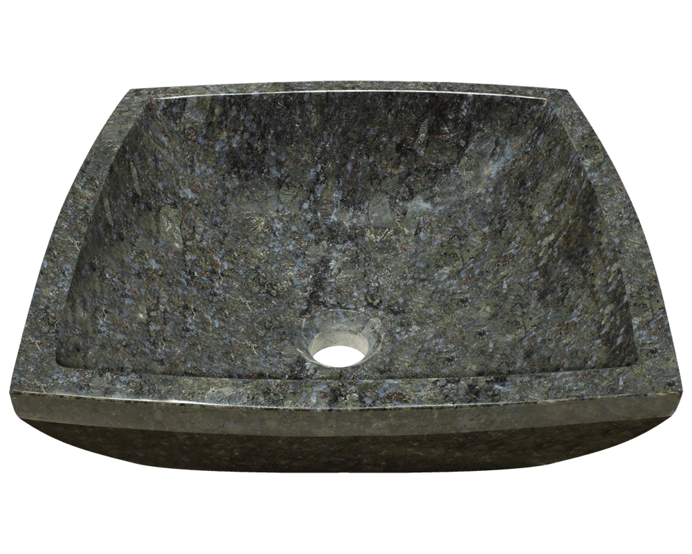 MR Direct 857 Butterfly Blue Granite Vessel Sink