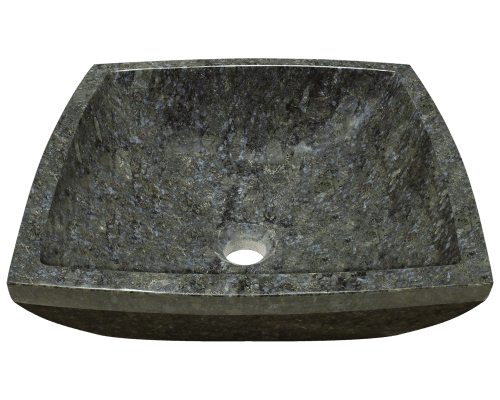 MR Direct 857 857 Butterfly Blue Granite Vessel Sink