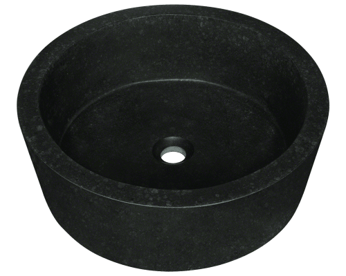 862 Honed Basalt Vessel Sink