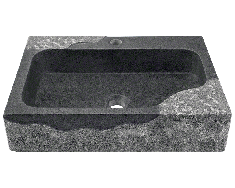 MR Direct 865 Natural Gray Granite Vessel Sink