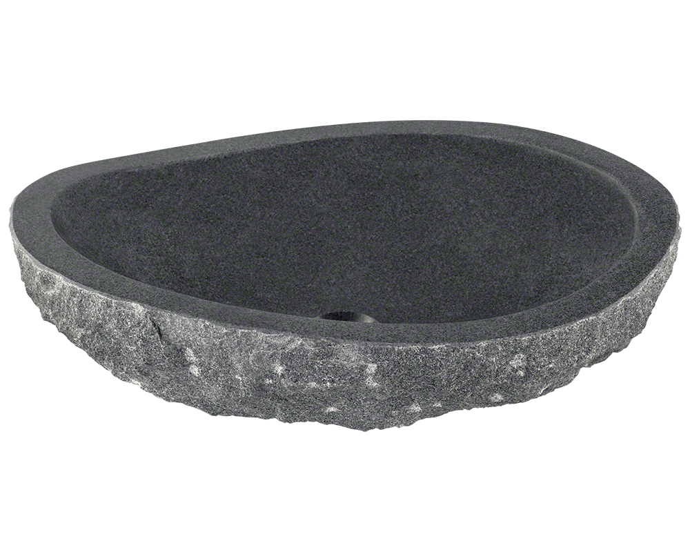 MR Direct 866 Natural Gray Granite Vessel Sink