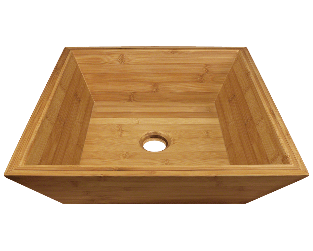 Bamboo Bathroom Sink 891 Bamboo Vessel Bathroom Sink