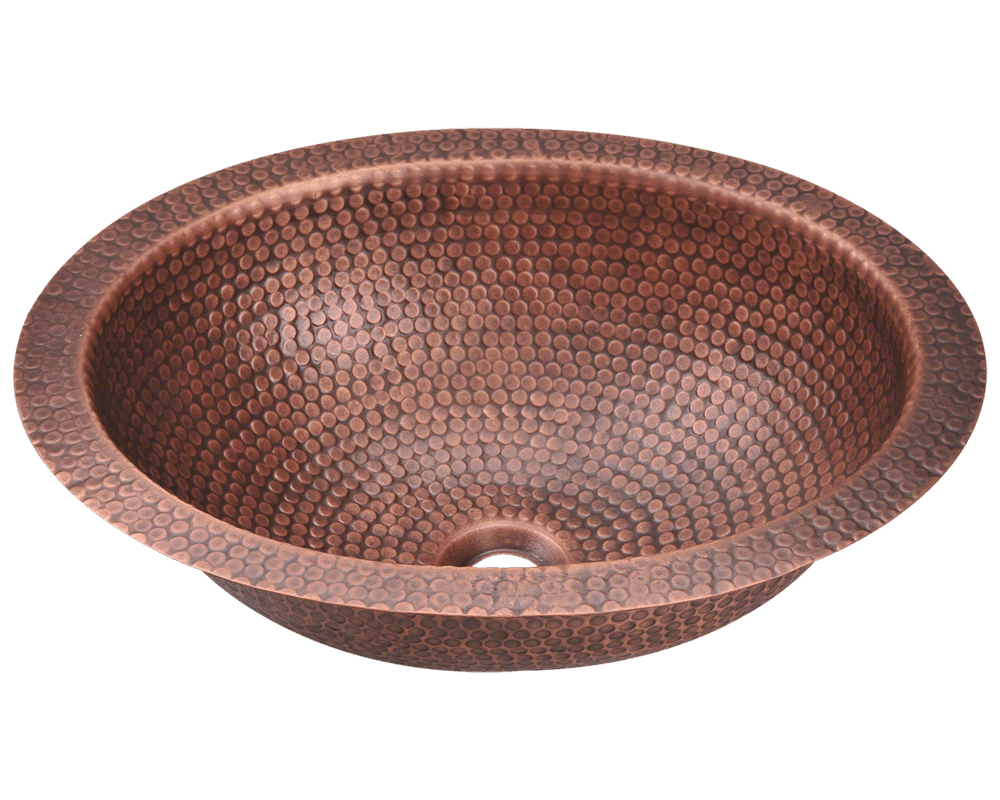 how to clean copper bowl