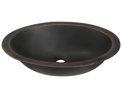 950 Single Bowl Bronze Bathroom Sink