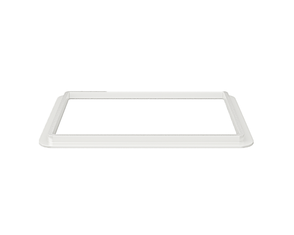 ADA1823-SLW Alt Image: 304-Grade Stainless Steel Rectangle One Bowl Undermount to Laminate Kitchen Sink
