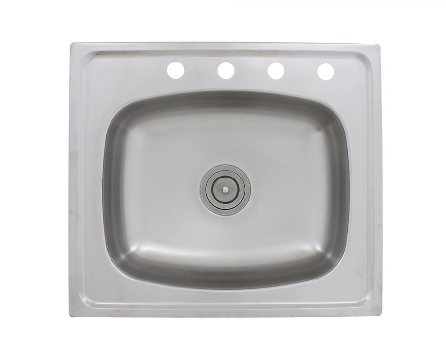 Top Mount Stainless Steel Kitchen Sinks stainless steel sinks and faucets for kitchens and baths