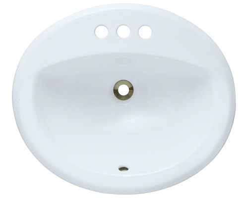 Bathroom Sink 500 X 400 o2018-white overmount bathroom sink