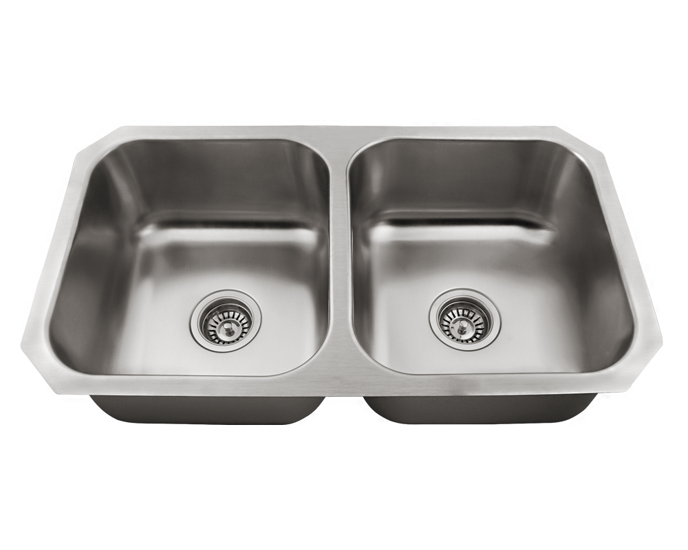 Double Bowl Stainless Steel Kitchen Sink.Us1022 Double Bowl Stainless Steel Sink