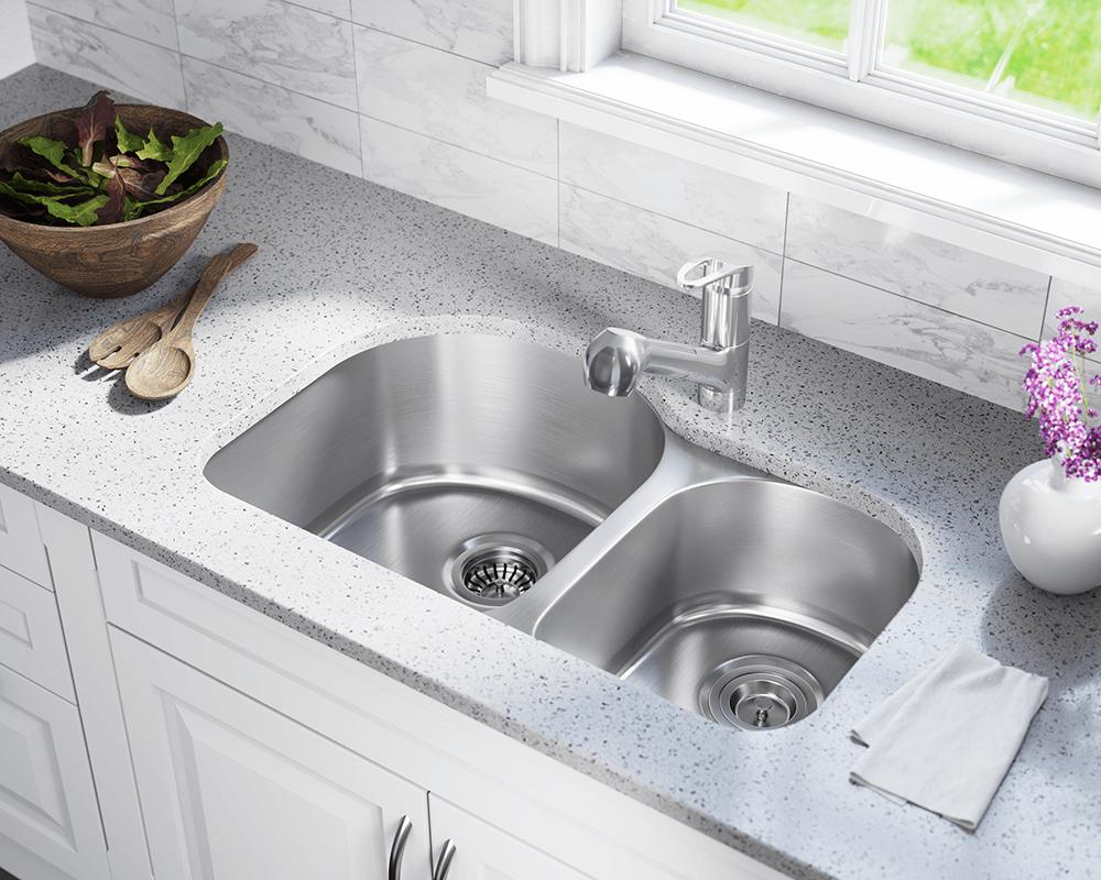 US1031L Stainless Steel Kitchen Sink