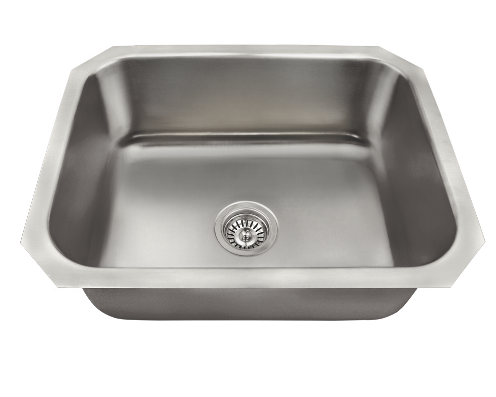 US1038 Single Bowl Stainless Steel Kitchen Sink