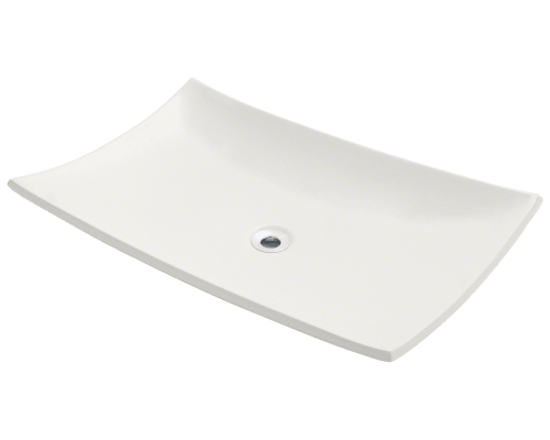 MR Direct V360-Bisque V360-Bisque Porcelain Vessel Sink