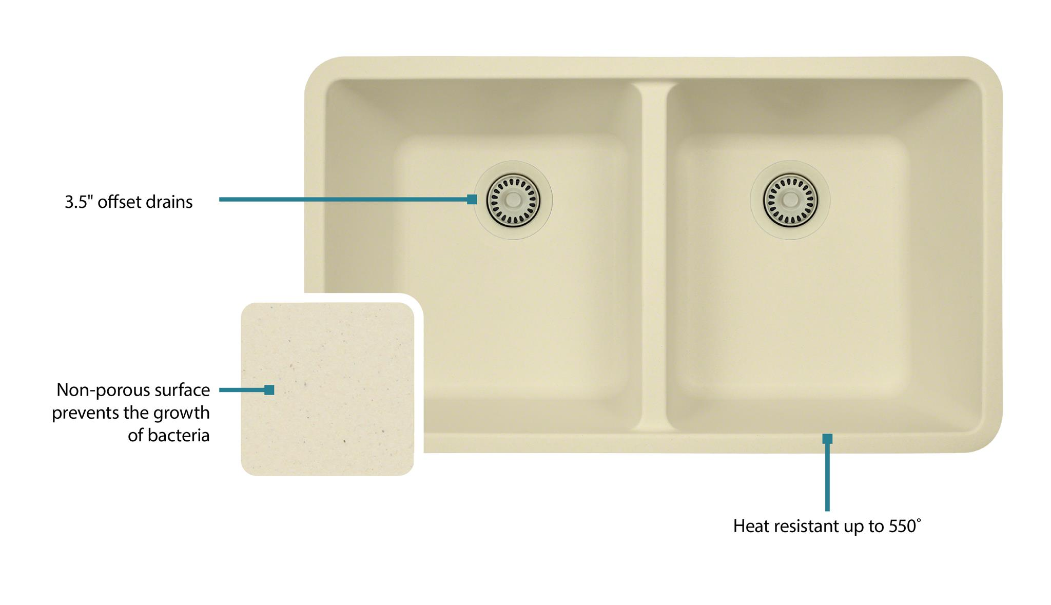 Stainless steel sinks and faucets for kitchens and baths antibacterial workwithnaturefo