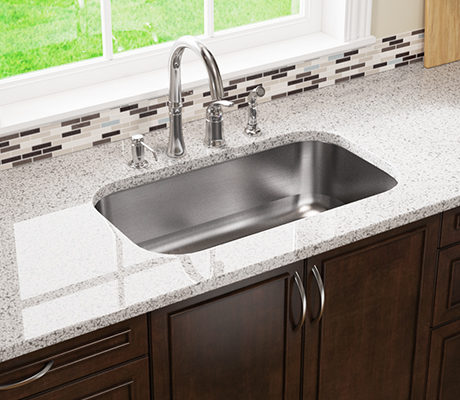 Our USA Made Sinks Are Constructed From 300 Series Stainless Steel And Have  A Variety Of Bowl Options. The Chemical Property, Composition, ...